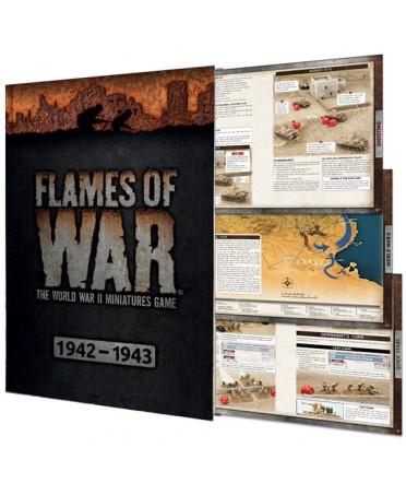 Flames of War Rulebook mid-war