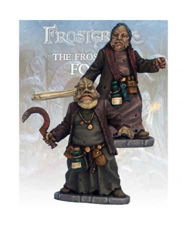 Frostgrave - Animancienet Apprenti II