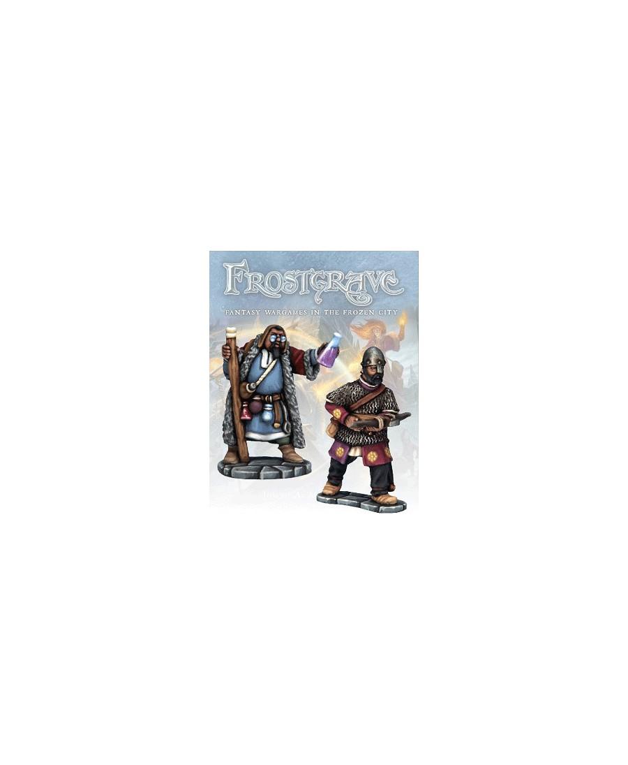 Frostgrave - Apothicaire et Tireur d'Elite