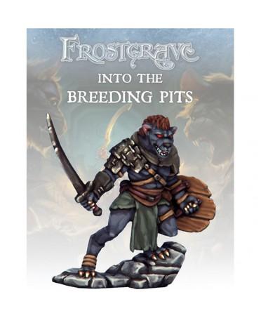 Frostgrave - Chef de Guerre Gnoll