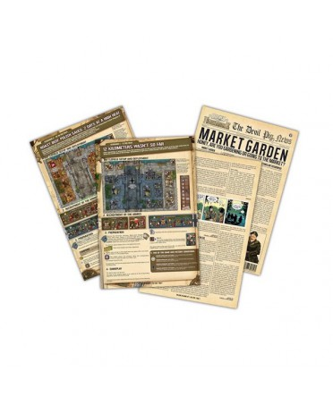 Heroes Of Normandie : Gazette 5 Market Garden