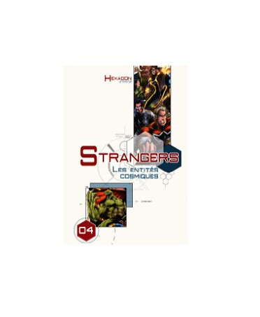 Hexagon Universe 04 - Strangers I - Les Entités Cosmiques (VF)