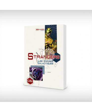 Hexagon Universe : Strangers II Les Empires Galactiques