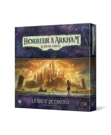 Horreur à Arkhamle jeu de cartes : La route de Carcosa