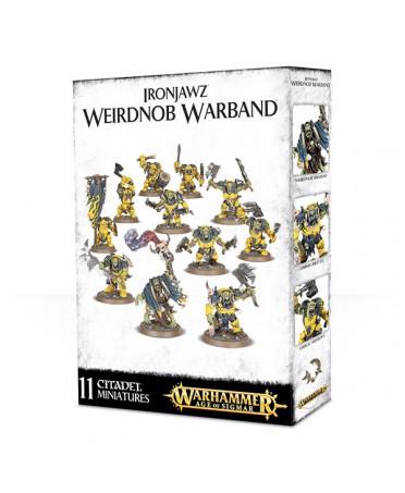 Ironjawz : Wierdnob Warband