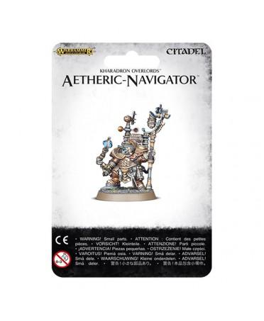 Kharadron Overlords : Aetheric Navigator