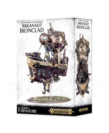 Kharadron Overlords : Arkanaut Ironclad