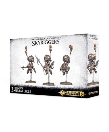 Kharadron Overlords : Skyriggers