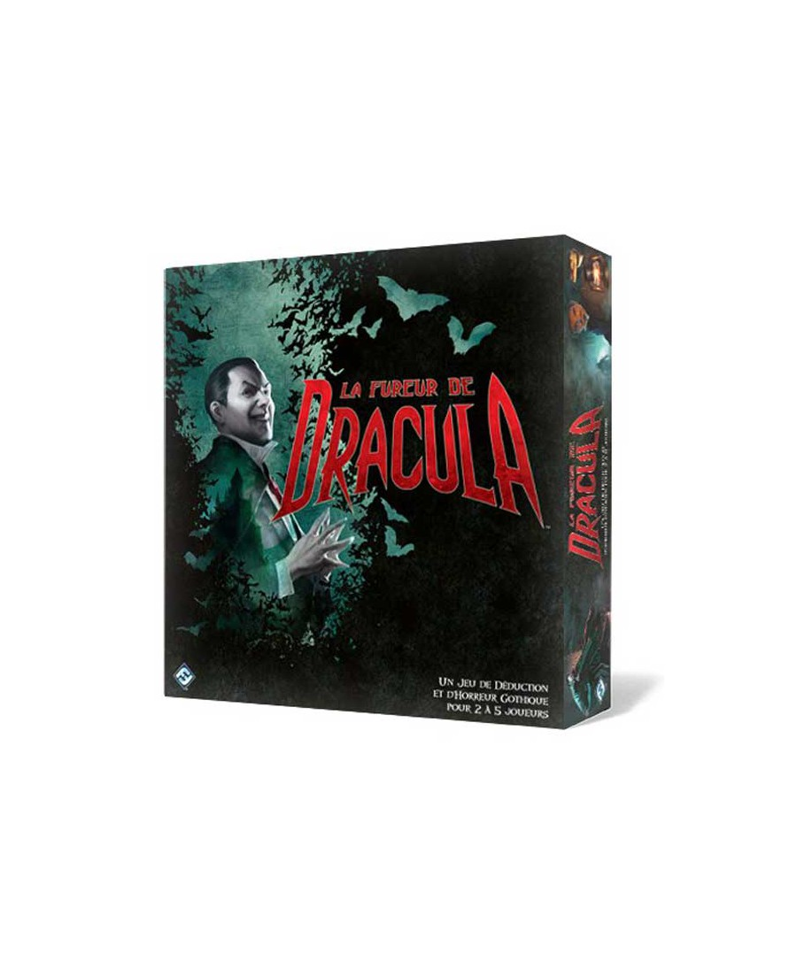 La fureur de Dracula (2016)