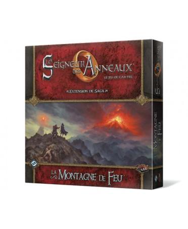 Le Seigneur des Anneaux JCE : La montagne de feu
