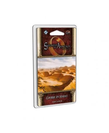 Le seigneur des anneaux JCE | paquet aventure: Course en Harad