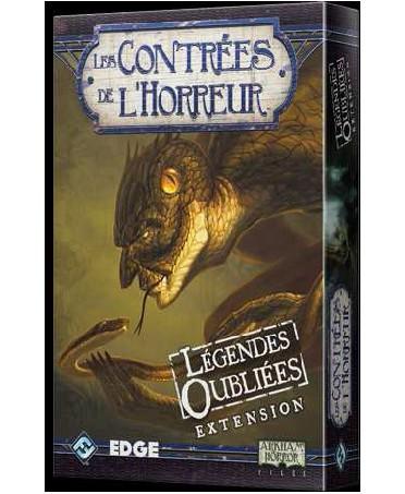 Les Contrées de l'Horreur - Légendes Oubliées (VF)
