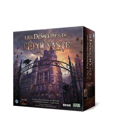 Les Demeures de l'Épouvante 2e Edition