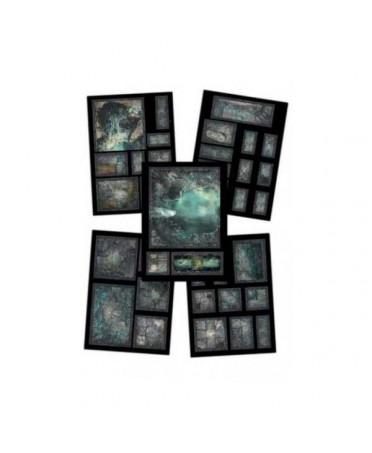 Les ombres d'Esteren : Tuiles Caverne