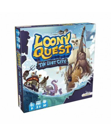 Loony Quest - The Lost City (VF)