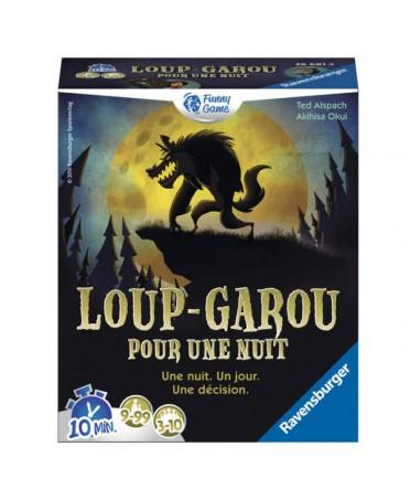 Loup Garou : pour une nuit