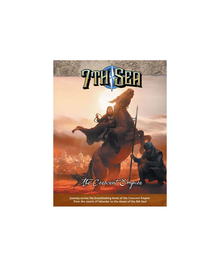 7th Sea 2nd Ed: The Crescent Empire (VO)