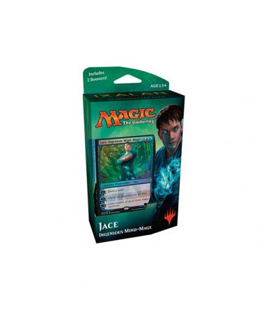 Magic: Deck Planeswalker Ixalan - Jace, Ingenious Mind-Mage