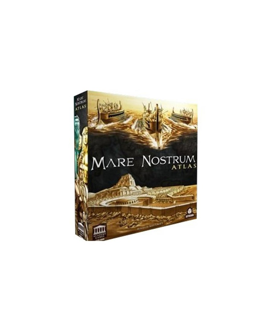 Mare Nostrum : extension Atlas