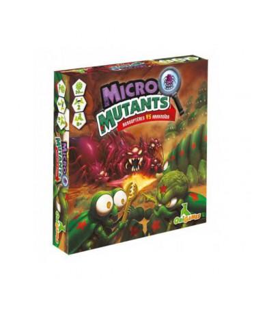 Micro Mutants: Russoptères VS Araknoïdes