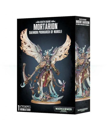 Mortarion - Primarch of Nurgle
