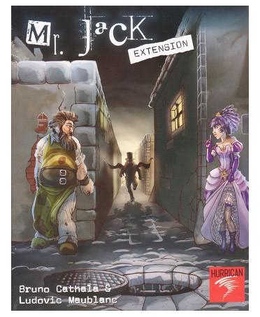 Mr. Jack - L'extension