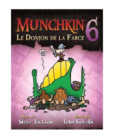 Munchkin 06 (VF) - Le Donjon de la Farce