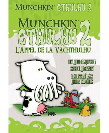 Munchkin Cthulhu 2, L'Appel de la Vachthulhu