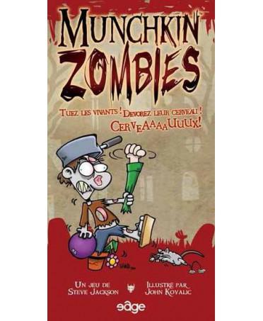 Munchkin Zombies (Version Française)
