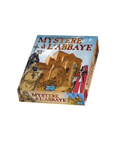 Mystères à l'Abbaye