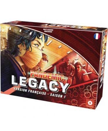Pandémic Legacy: Saison 1 - Boite Rouge