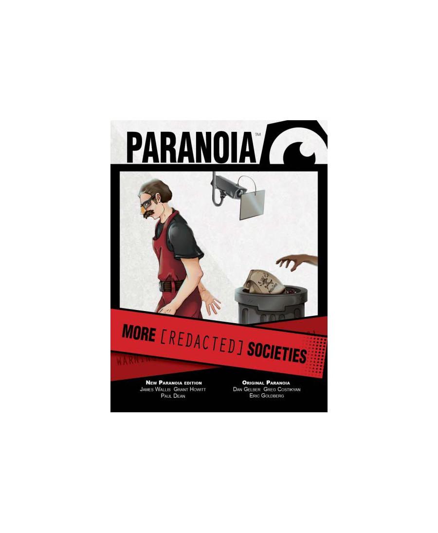 Paranoia : More Redacted Societies (VO)