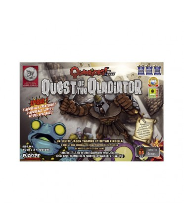 Quarriors : Quest for the Gladiator