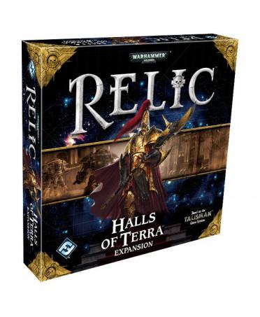 Relic - Les Halls de Terra (VF)