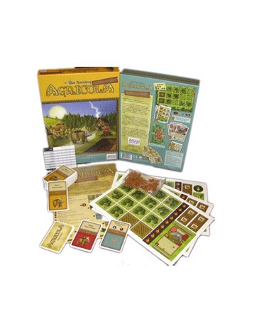 Agricola - Les Fermiers de la Lande