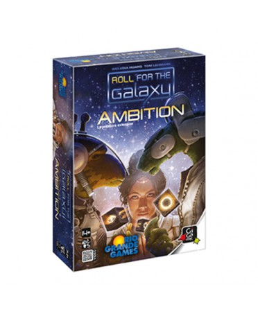 Roll for the Galaxy : Ambitions