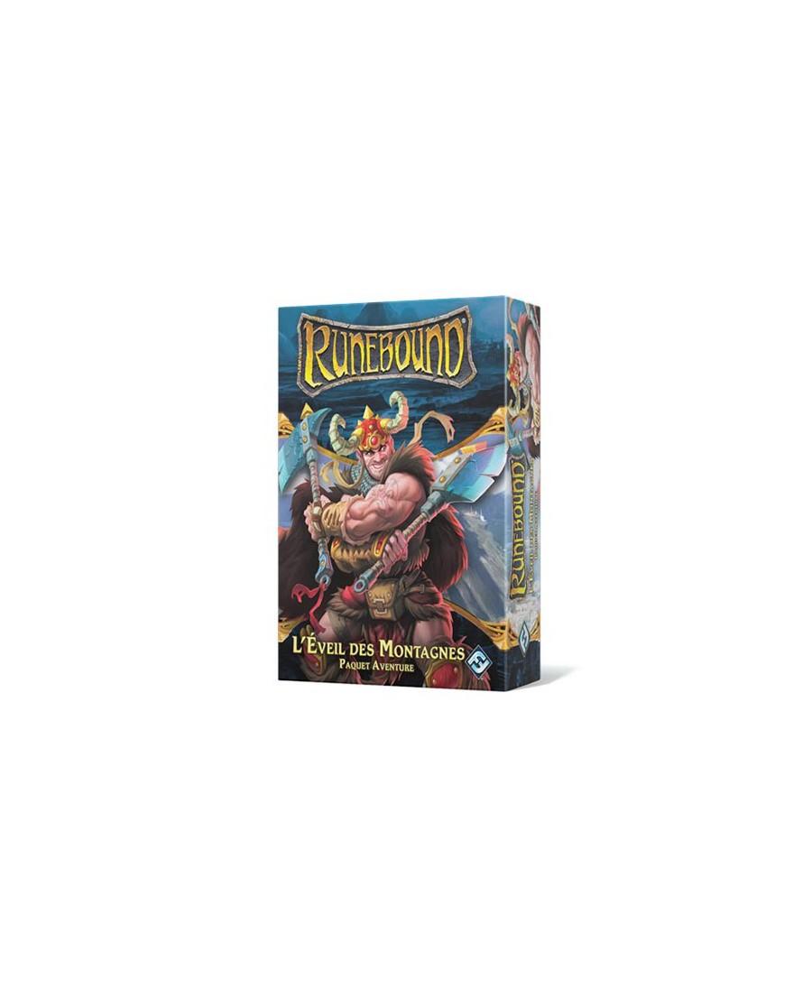 Runebound: L'Eveil Des Montagnes