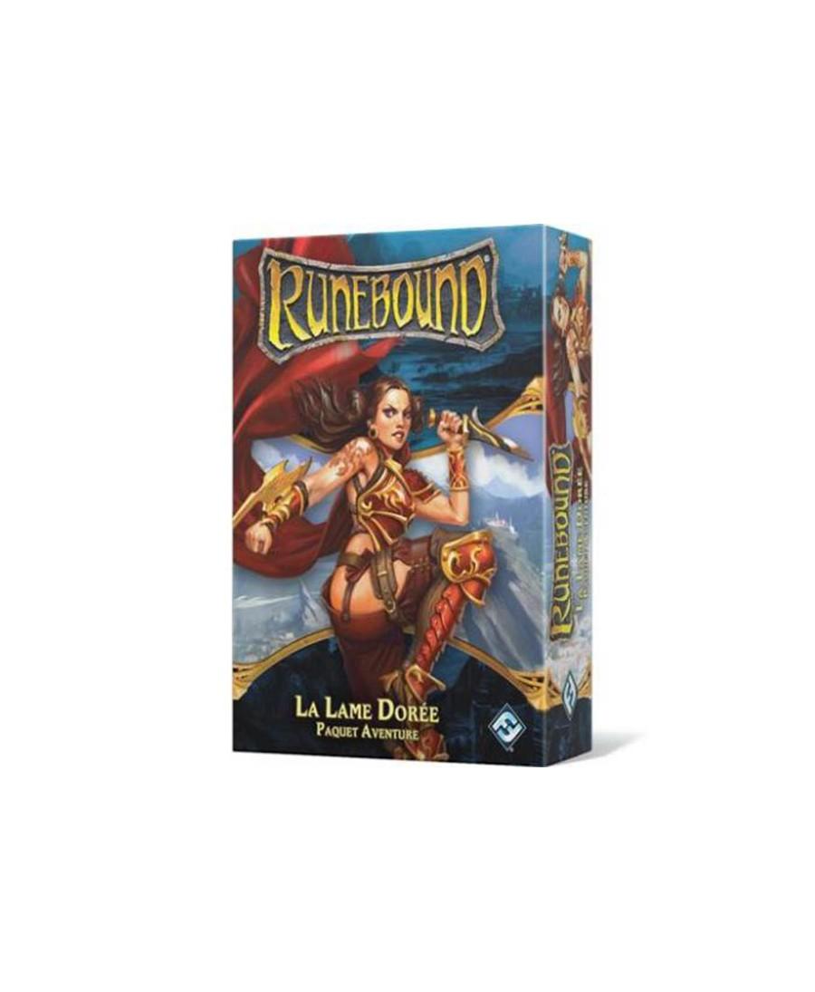 Runebound: La Lame Dorée