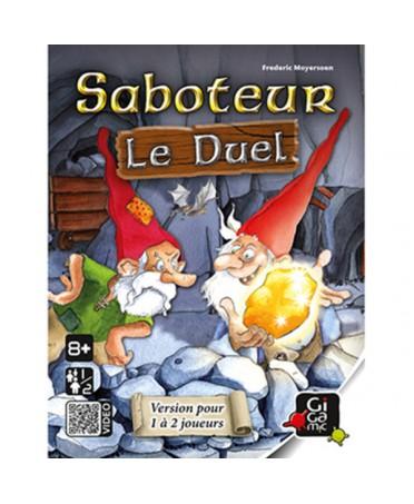 Saboteur le duel