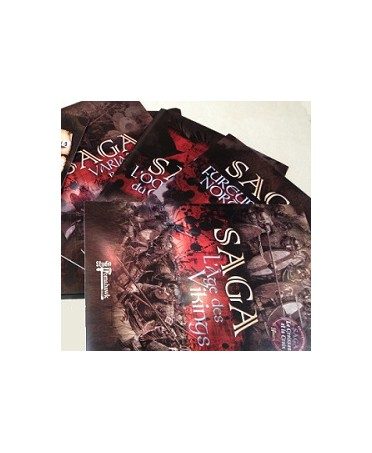 Saga - Compendium des Ages Sombres (VF)