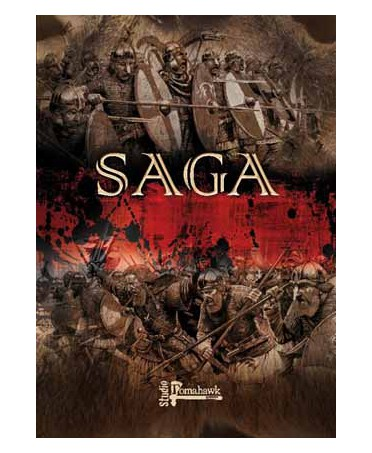 Saga - Rulebook (VO)