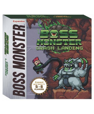Boss Monster : Atterrissage Forcé