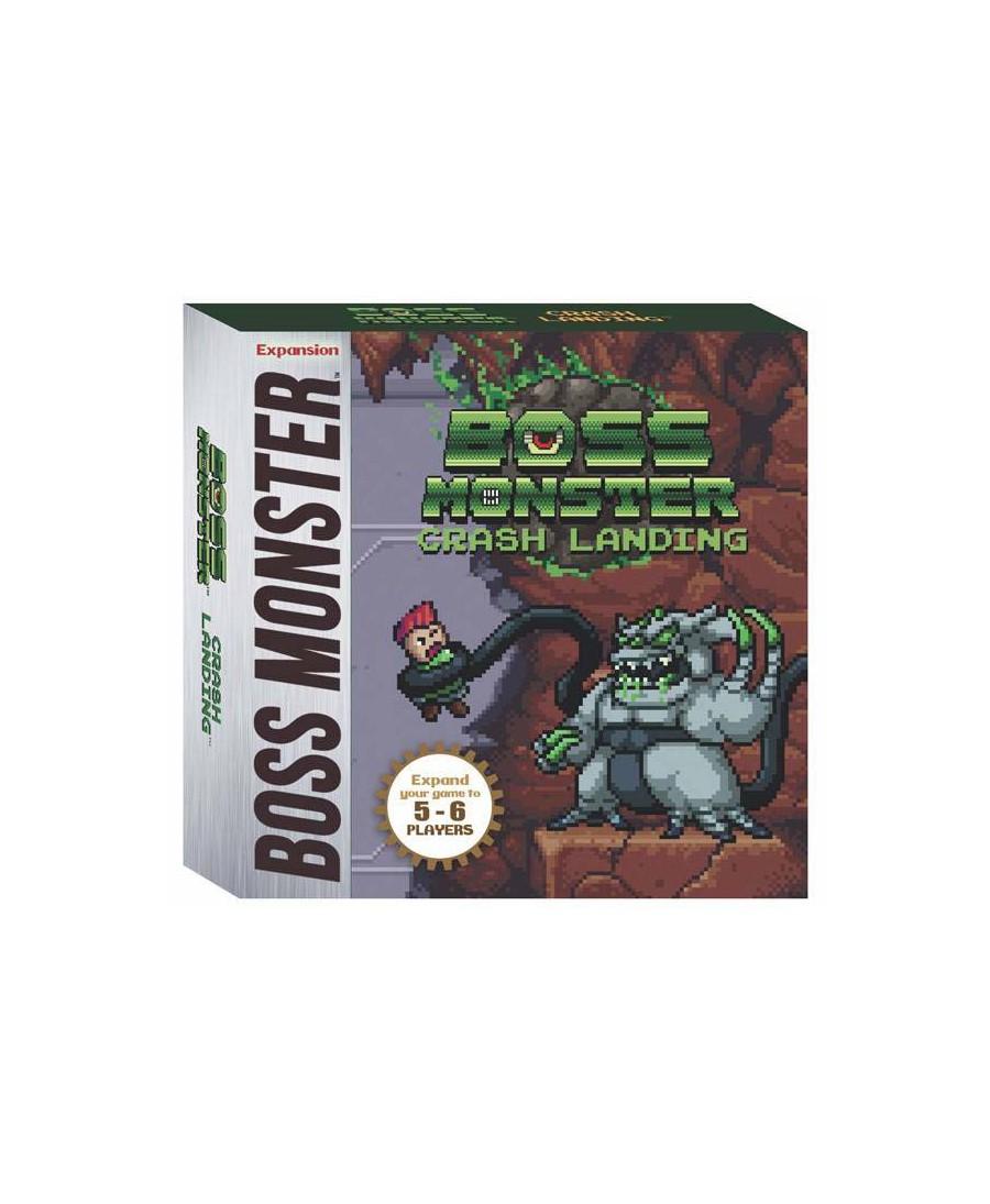 Boss Monster: Atterrissage Forcé