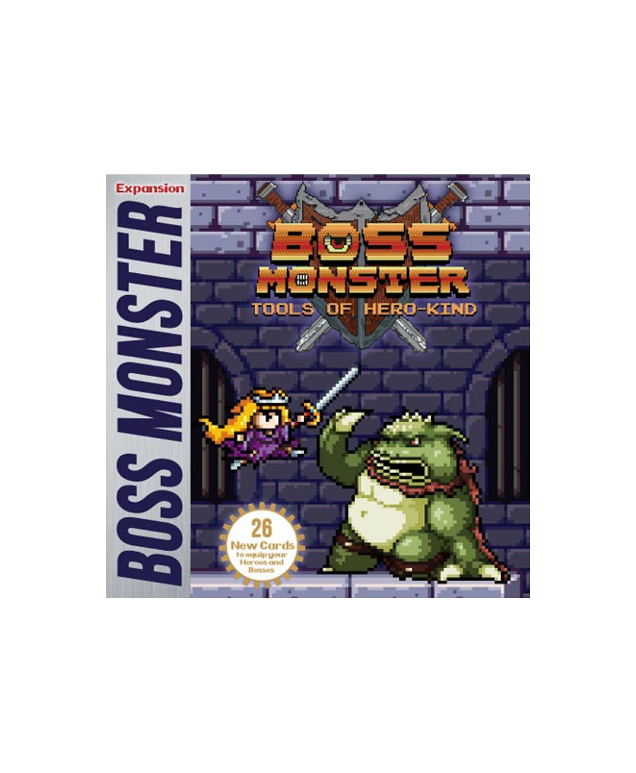 Boss Monster : Kit du Parfait Heros