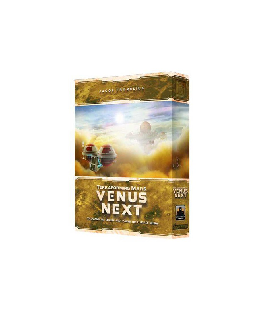 Terraforming Venus Next (VF)
