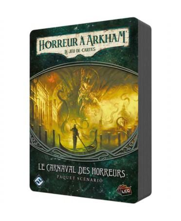 Horreur à Arkham : Le Carnaval des Horreurs