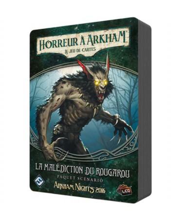 Horreur à Arkham : La Malédiction du Rougarou