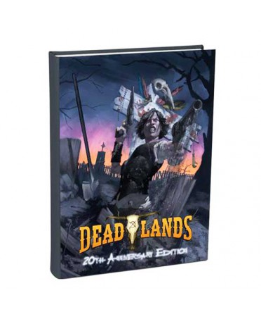 Deadlands - Classic 20th Anniversary Edition (VO)