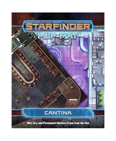 Starfinder -Flip-Mat - Cantina (VO)