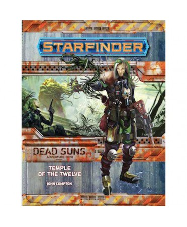 Starfinder Adventure Path: Temple of the Twelve - Dead Suns 2 - VO